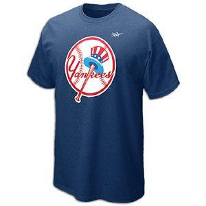 Nike MLB Cooperstown Dugout Logo T Shirt   Mens   Baseball   Fan Gear