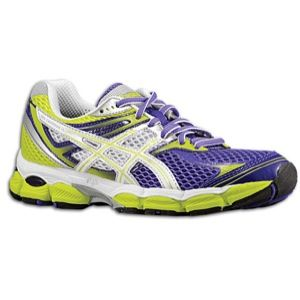 ASICS® Gel   Cumulus 14   Womens   Running   Shoes   Purple/White