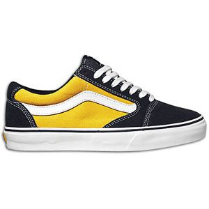Vans TNT 5   Mens   Skate   Shoes   Navy/Yellow