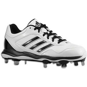 adidas Excelsior Pro Metal Low   Mens   Baseball   Shoes   White