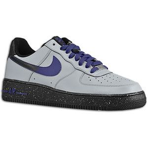 Nike Air Force 1 Low   Mens   Basketball   Shoes   Wolf Grey/Court
