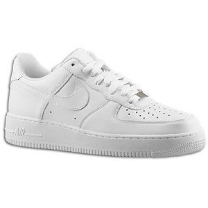 Nike Air Force 1 Low   Mens   Basketball   Shoes   White/White