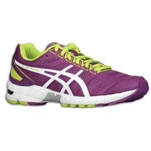 ASICS® Gel   DS Trainer 18   Womens   Running   Shoes   Purple/White