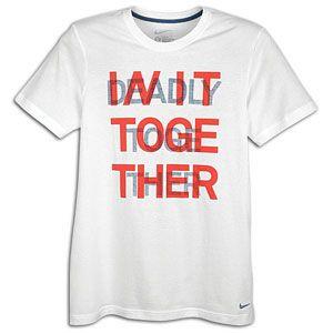 Nike Core Soccer T Shirt   Mens   Soccer   Fan Gear   USA   White