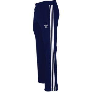 adidas Originals Fleece Pant   Mens   Casual   Clothing   Dark Indigo