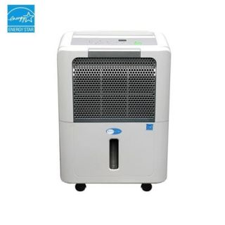 40 Pint Portable Dehumidifier RPD 401W Humidity Control High Output