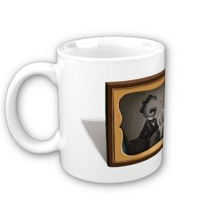 Louis Daguerres 224th Birthday Mugs