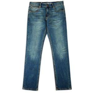 LRG Linden TS Jean   Mens   Casual   Clothing   Medium Indigo Wash