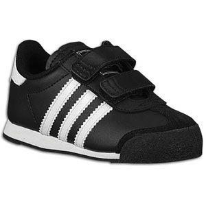adidas Originals Samoa   Boys Toddler   Soccer   Shoes   Black/White
