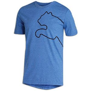 PUMA CoolCELL Big Cat Performance Run T Shirt   Mens   Running