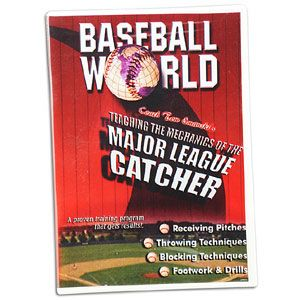 Baseball World Catching DVD   Baseball   Sport Equipment