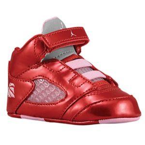 Jordan Retro 5   Girls Infant   Basketball   Shoes   Gym Red/Ion Pink