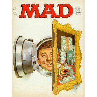 Mad Magazine #120   July, 1968: multiple, Albert B. Feldstein: