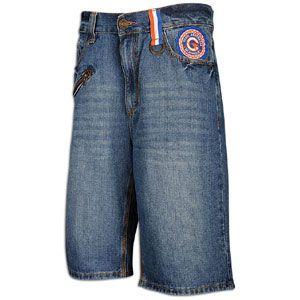 Coogi Love Life Denim Short   Mens   Casual   Clothing   Medium Blue