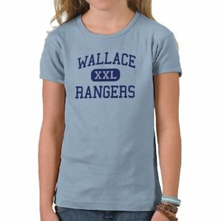 Wallace Rangers Middle School Kyle Texas T Shirts