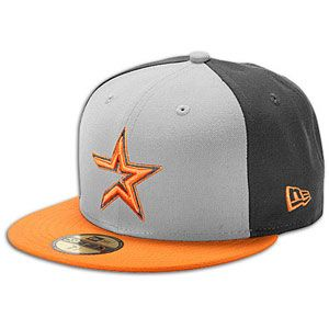 New Era MLB 59fifty Tri Pop Cap   Mens   Baseball   Fan Gear   Astros