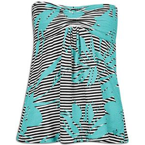 Roxy Sand Barrier Tube Top w/ Removable Clips   Womens   Swells
