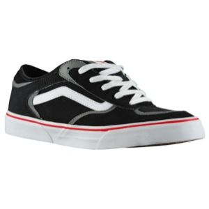 Vans Rowley Pro   Mens   Skate   Shoes   Black/White/Red