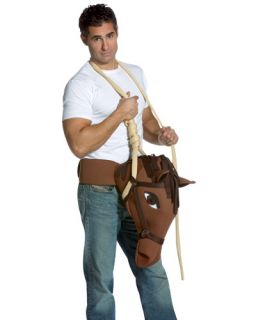 Hung Like A Horse Funny Halloween Costume Men Adult