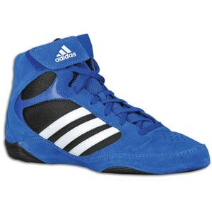 adidas Pretereo II   Mens   Wrestling   Shoes   Royal/White/Black