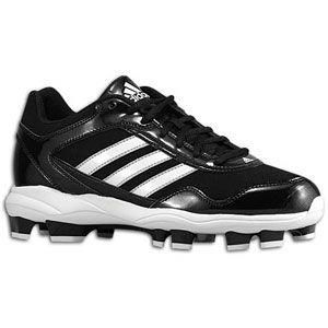 adidas Excelsior Pro TPU Low   Mens   Baseball   Shoes   Black/White