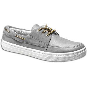 Quiksilver Surfside Plus   Mens   Skate   Shoes   Grey/White/Grey