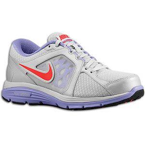 Nike Dual Fusion Run   Womens   Running   Shoes   Metallic Platinum