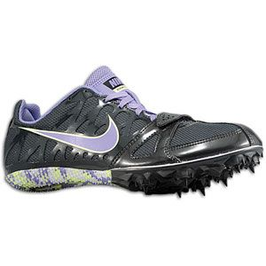 Nike Zoom Rival S 6   Womens   Anthracite/Barely Volt/White/Medium