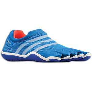 adidas adiPure Barefoot Trainer Mesh   Mens   Craft Blue/Dark Blue