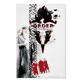 Dumbledore and the Order of the Phoenix Poster