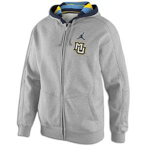 Jordan College Practice Hoodie   Mens   Marquette Golden Eagles