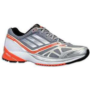 adidas adiZero Tempo 5   Mens   Running   Shoes   Tech Grey/White