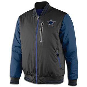 Nike NFL Sideline Reversible Destroyer Jacket   Mens   Dallas Cowboys