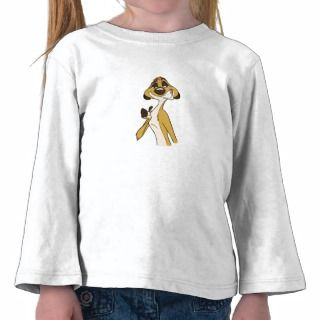 Timon Stands Proud Disney Shirt