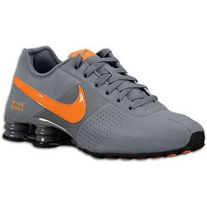 Nike Shox Deliver   Mens   Running   Shoes   Stealth/Cool Grey/Black