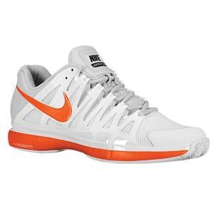 Nike Zoom Vapor 9 Tour   Mens   Tennis   Shoes   White/Pure Platinum
