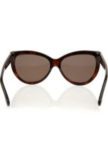 Tom Ford Anouk cat eye frame sunglasses