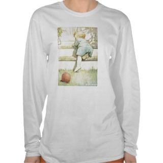 The Toddling Baby Boy by Jessie Willcox Smith T shirts