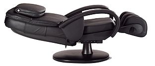 Touch HT 125 Robotic Massage Chair, Cream Leather Human Touch HT 125