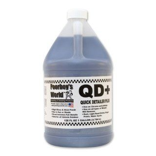 World Quick Detailer PLUS QD+   128 oz :  : Automotive