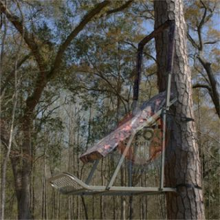 New Hunting Deer Blind For 2 Man Ladder Tree Stand