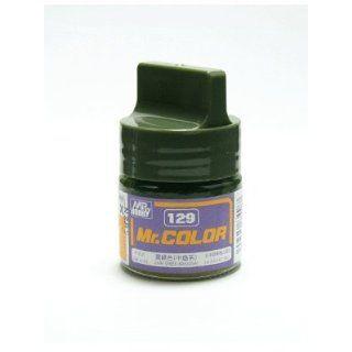 Gundam Mr. Color 129   Dark Green (Nakajima) (Semi Gloss