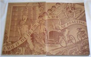 Huntington Park California High School Yearbook 1942 El Recuerdo