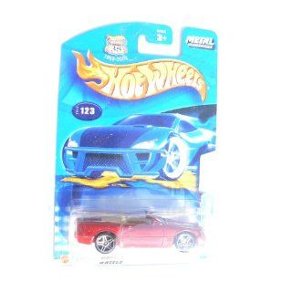 Hot Wheels Metal Collection Mercedes 500SL 2003 Collector