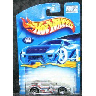 Hot Wheels 2001 Collector #133 97 Corvette 1/64 Toys & Games