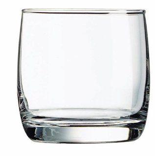 Arc International Arcoroc Nordic Rocks Glass, 14 Ounce