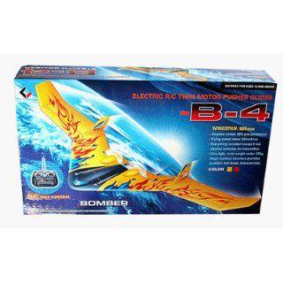 B 4 Bomber 2CH RC RTF Radio Control Airplane Toys & Games