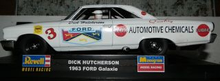 Dick Hutcherson Zecol Lubaid 1963 Ford 1 32nd Custom Built Slot Car