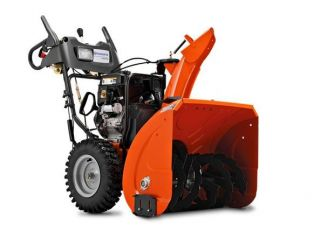 New Husqvarna 12527HV 27 Two Stage Snow Blower 12 4 Gross Torque Snow