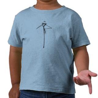 Nightmare Before Christmas Jack Skellington T shirts